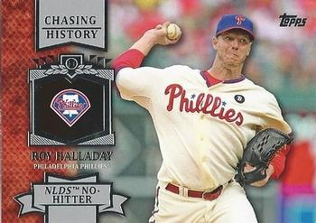 2013 Topps Chasing History Baseball Gallery The