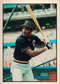 1987 Action All-Stars (unlicensed) #6 Barry Bonds Front