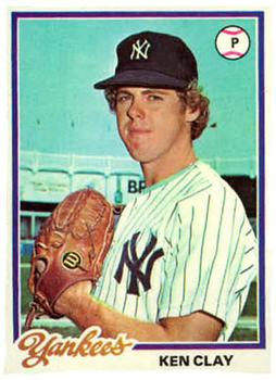 Image result for ken clay yankees