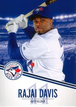 2013 Swing Into Summer Safety - Toronto Blue Jays #11 Rajai Davis