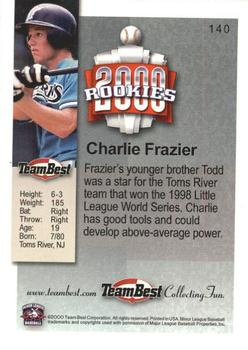 Charles Frazier Gallery The Trading Card Database