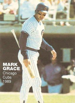 1989 Pacific Cards & Comics Baseball's Best Five (unlicensed) #8 Mark Grace Front