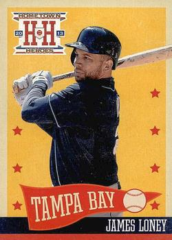 2013 Panini Hometown Heroes #297 James Loney Front