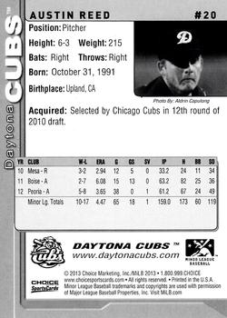 Austin Reed Gallery Trading Card Database