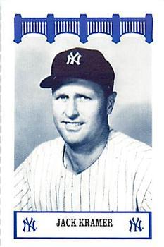Image result for Jack Kramer 1951 baseball photos