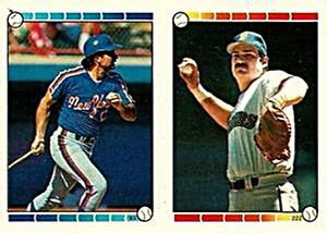Keith Hernandez Gallery The Trading Card Database