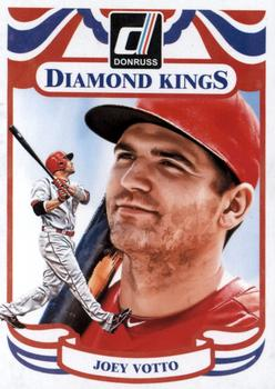 2014 Donruss #226 Joey Votto  Front