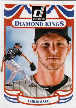 2014 Donruss #20 Chris Sale Front