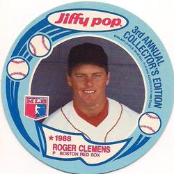 1988 Jiffy Pop Discs Baseball Gallery The Trading Card Database