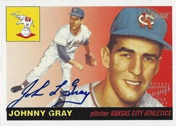 2004 Topps Heritage Real One Autographs Baseball Gallery
