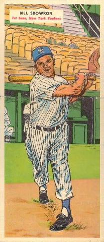 1955 Topps Double Header Baseball Gallery The Trading