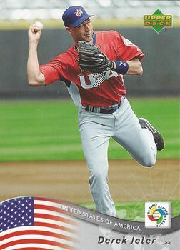 2006 Upper Deck World Baseball Classic Box Set Baseball