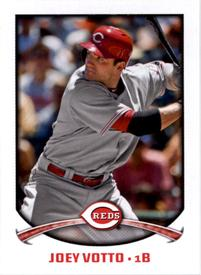 2015 Topps Museum Collection Copper #68 Joey Votto Cincinnati Reds Baseball Card