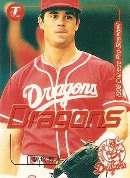 1998 T-Point CPBL Traditional Card #012 George Canale Front