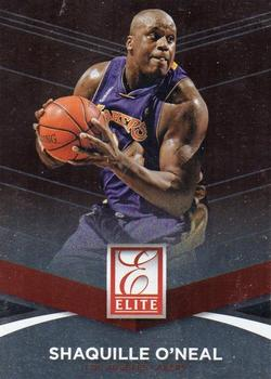 2014-15 Donruss - Elite #89 Shaquille O'Neal Front