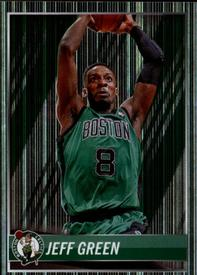 2014-15 Panini Stickers #4 Jeff Green Front
