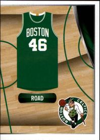 2014-15 Panini Stickers #6 Celtics Road Jersey Front