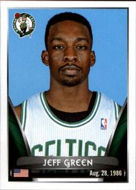 2014-15 Panini Stickers #8 Jeff Green Front