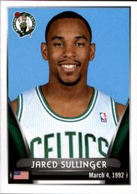 2014-15 Panini Stickers #12 Jared Sullinger Front