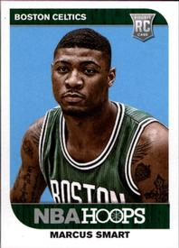 2014-15 Panini Stickers #15 Marcus Smart Front