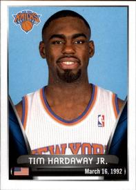 2014-15 Panini Stickers #34 Tim Hardaway Jr. Front