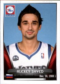 2014-15 Panini Stickers #47 Alexey Shved Front