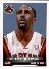 2014-15 Panini Stickers #66 Patrick Patterson Front