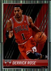 2014-15 Panini Stickers #68 Derrick Rose Front