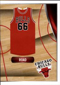 2014-15 Panini Stickers #71 Bulls Road Jersey Front