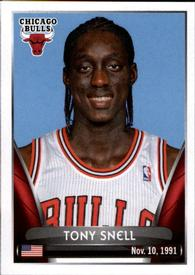 2014-15 Panini Stickers #75 Tony Snell Front