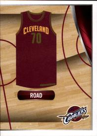2014-15 Panini Stickers #84 Cavaliers Road Jersey Front