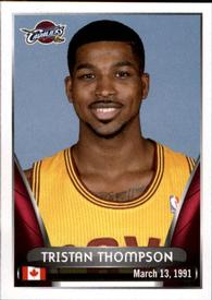 2014-15 Panini Stickers #88 Tristan Thompson Front
