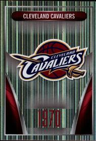 2014-15 Panini Stickers #89 Cleveland Cavaliers Logo Front