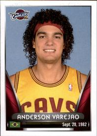 2014-15 Panini Stickers #92 Anderson Varejao Front