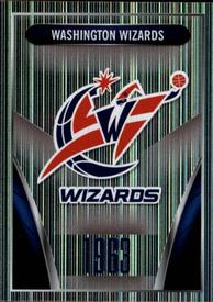 2014-15 Panini Stickers #193 Washington Wizards Logo Front