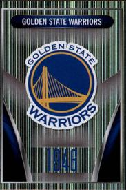 2014-15 Panini Stickers #336 Golden State Warriors Logo Front