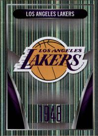 2014-15 Panini Stickers #362 Los Angeles Lakers Logo Front
