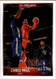 2014-15 Panini Stickers #433 Chris Paul Front