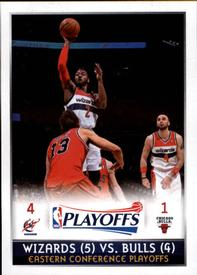 2014-15 Panini Stickers #440 Eastern Conference 1st Rd Front