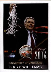 2014-15 Panini Stickers #453 Gary Williams Front