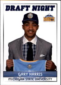 2014-15 Panini Stickers #462 Gary Harris Front