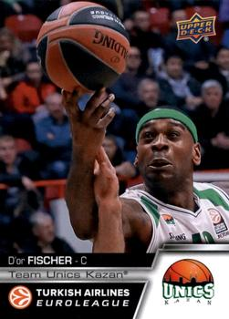 2015-16 Upper Deck Euroleague #E-61 D'Or Fischer Front