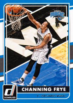 2015-16 Donruss #167 Channing Frye Front