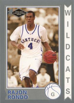2006 Press Pass - Old School Collectors Series #OS10 Rajon Rondo Front