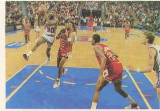 1989 CAO Muflon Yugoslavian #15 Kenny Smith Front