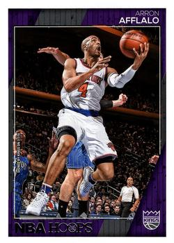 2016-17 Hoops #68 Arron Afflalo Front