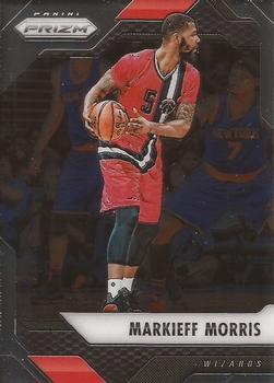 2016-17 Panini Prizm #296 Markieff Morris Front