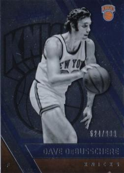 2016-17 Panini Absolute #104 Dave DeBusschere Front