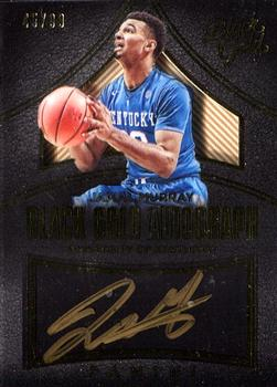 2016-17 Panini Black Gold Collegiate - Black Gold Autographs SN99 #163 Jamal Murray Front