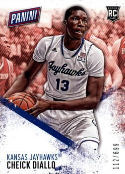 2016-17 Panini Day #86 Cheick Diallo Front